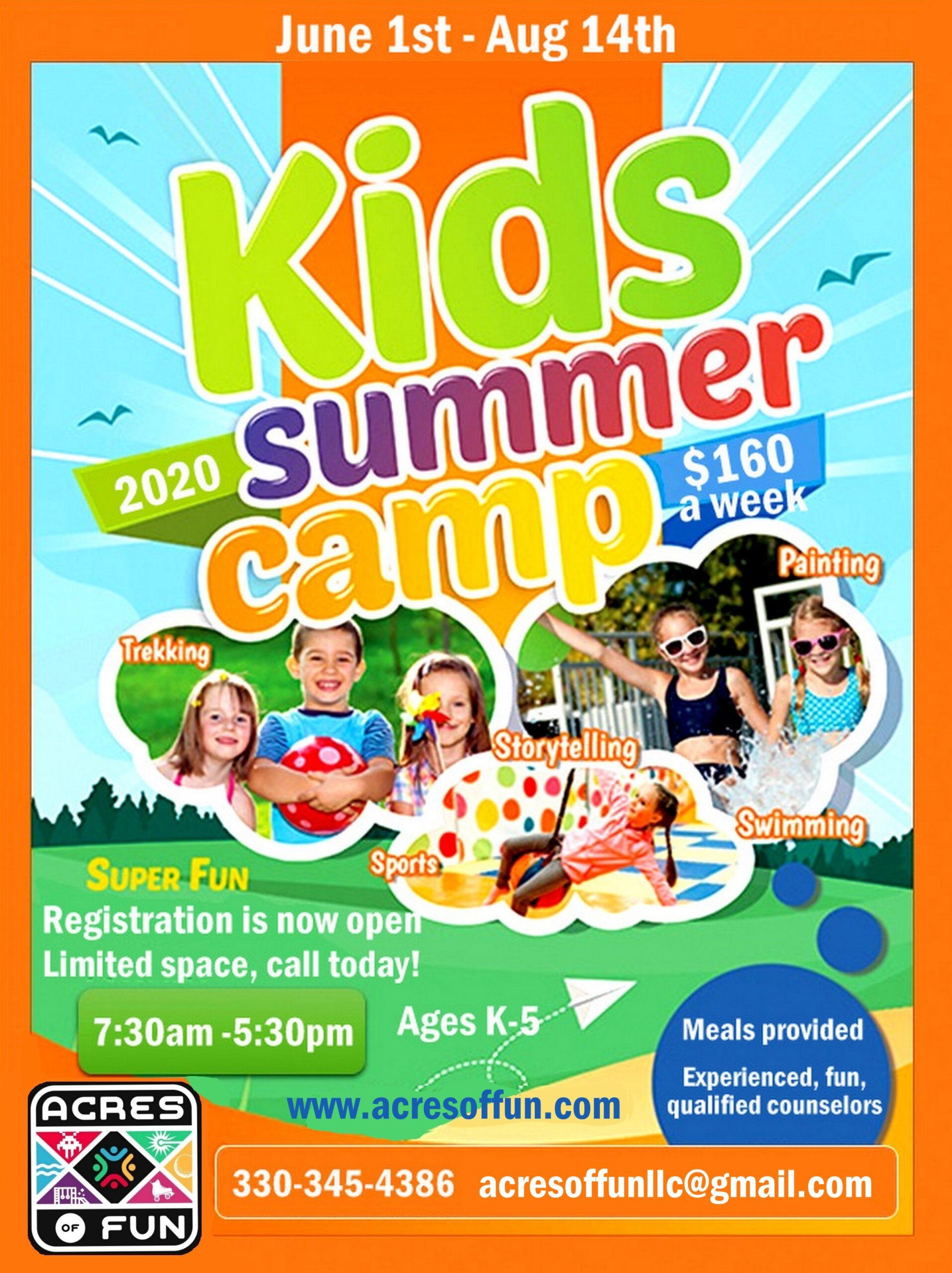 Summer Camp 2020 | Jump n SHOUT!